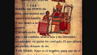 Salmo 144 Version Reina Valera-Psalm 144 King James Version