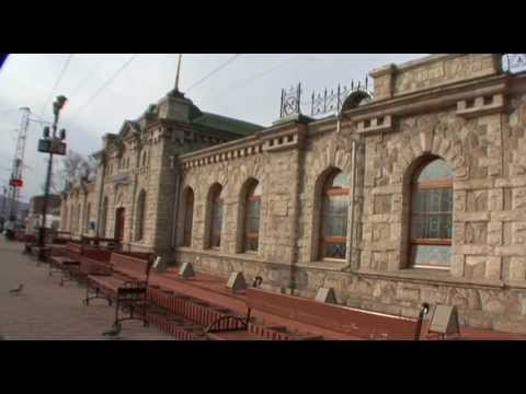 Circum Baikal Vacation Travel Video Guide
