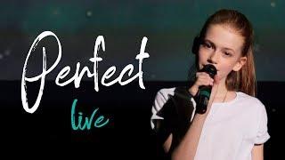 Ed Sheeran - Perfect (Cover 2018 by Baginska, live)