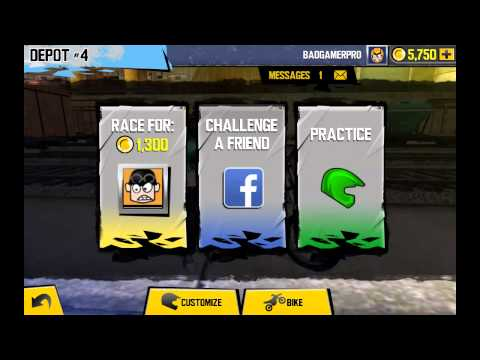 Trial Xtreme 4 - пацыки на моцыках на Android (обзор / review)