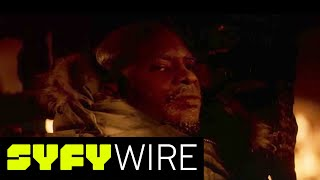 John carpenter's the thing: who is the thing? scene with keith david | syfy wire