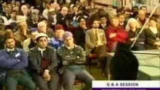 Islam - Resolving Religous Conflict in a Non-Violent Way