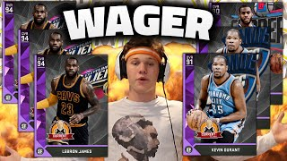 NBA 2K16 BIGGEST WAGER YET VS OSN!!