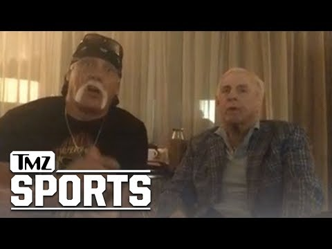Hulk Hogan Says He\'s Ready for WWE Comeback, Ric Flair Approves | TMZ Sports