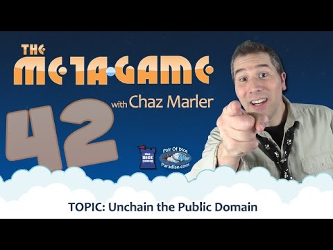 Unchain the Public Domain (The Meta Game #42)