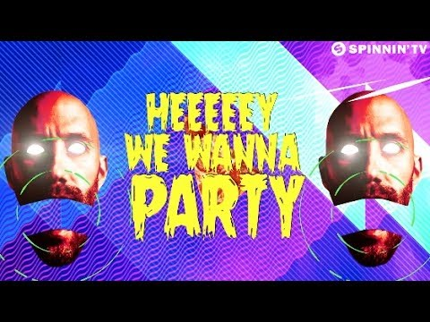 WE WANNA PARTY MIX- ALAN FUENTES