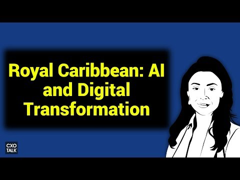 Royal Caribbean: AI and Digital Transformation in the Cruise Industry (#247) Mp3