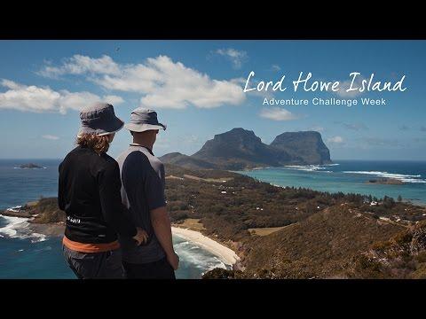 Lord Howe Island Adventure Challenge