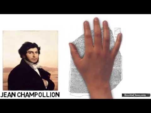 "Rosetta Clone -- Famous ""Rosetta Stone"" Rock Star Celebrity Impersonator"
