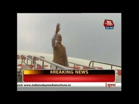 PM Modi's Informal China Summit Ends; Returns To India | Breaking News