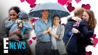 Meghan Markle and Prince Harry: The Most Huggable Royals Ever | E! News