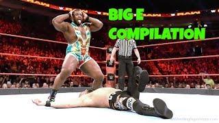 [WWE] Big E-Splash & Big Ending Compilation