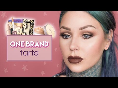 $500 One Brand Tutorial - Tarte Cosmetics | KristenLeanneStyle