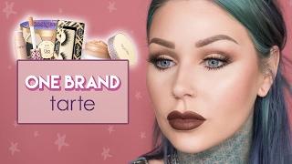 One Brand Tutorial - Tarte Cosmetics | KristenLeanneStyle