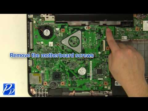 Dell Inspiron 15R N5110 Bottom Base Replacement Video Tutorial