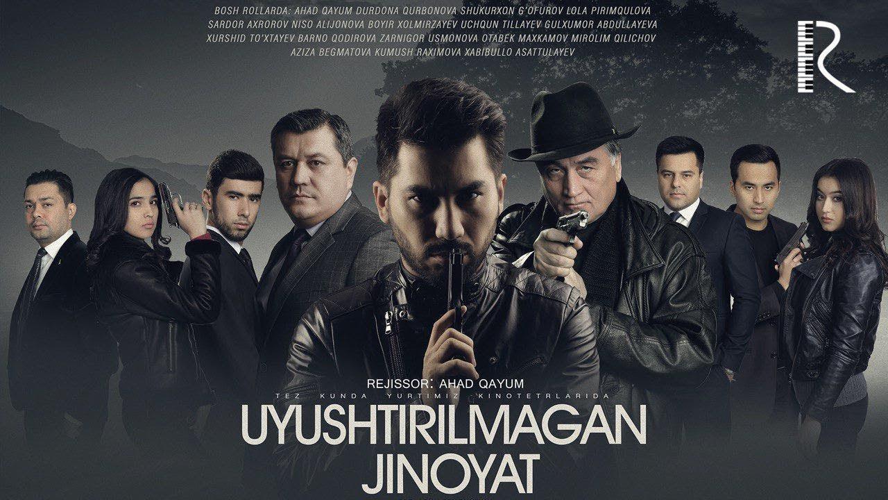 Uyushtirilmagan jinoyat (o'zbek film) | Уюштирилмаган жиноят (узбекфильм) 2019