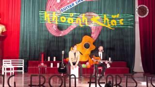 [Guitar Show Khoảnh Khắc] Home - Michael Buble (NDTguitar93 + Lê Văn Tiến)