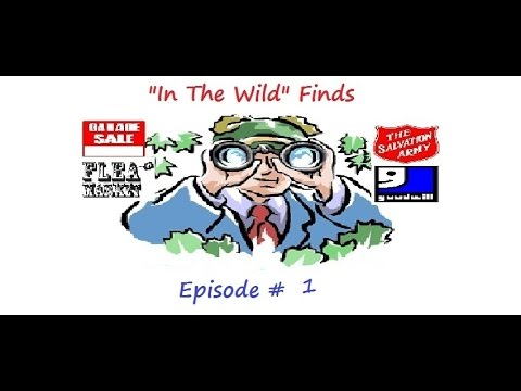 """Download 2015 """"In The Wild"""" Finds Episode 1"""