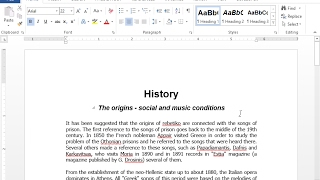 Удалите символ разрыва страницы (переход на следующую страницу) из документа