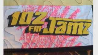 WJHM 102 Jamz Orlando - Bartel Bartel - 1990
