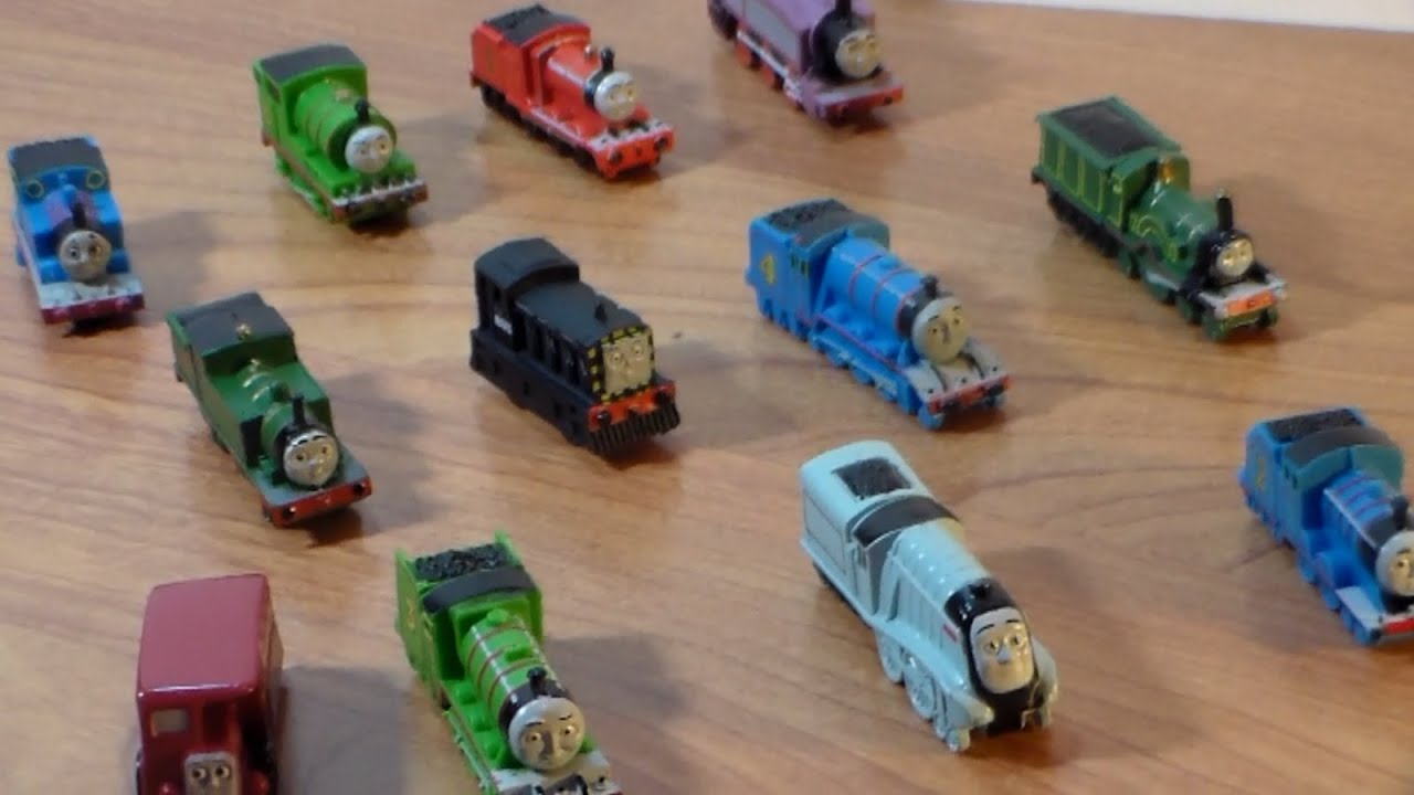 Thomas And Friends Thomas The Train Toys Figures Storybook