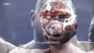 vuclip Batista t Destroys Rey Mysterio at WWE Bragging Rights 10/30/09 HD