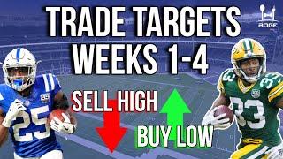 Weeks 1-4 Trade Targets - 2019 Fantasy Football