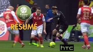 Stade de Reims - RC Lens (0-2)  - Résumé - (REIMS - RCL) / 2016-17
