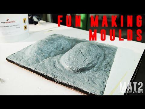 Mouldmaking Putty (Fun Way To Make Moulds)
