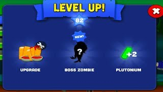 New START GAME ZOMBIE CATCHERS WITHOUT CHEATS! LEVEL 82! NEW BOSS ZOMBIE!