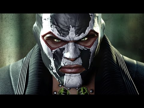 The Bane Story (Arkham Series)