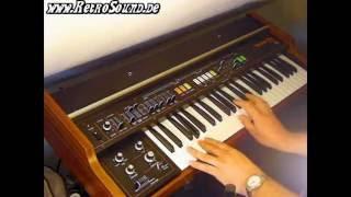 Moog Taurus 1 + Roland VP-330 + TR-808 live jam