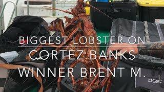 2018 California Lobster Closure