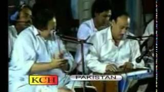 Nusrat Fateh Ali Khan - Must Nazron Se Allah Bachaye