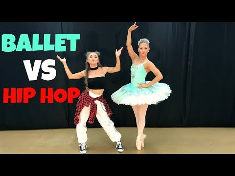Ballet VS Hip Hop!