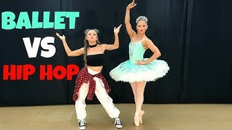 Ballet VS Hip Hop!