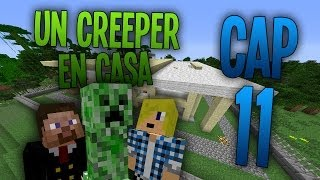Un creeper en casa - De picknick