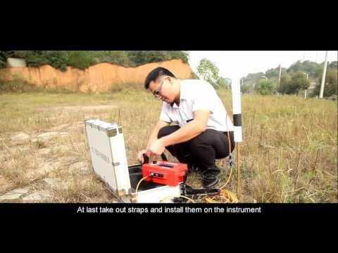 Underground Water Detector, Mine Locator