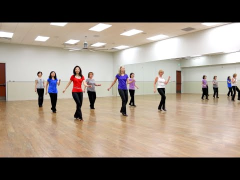 Bonaparte's Retreat - Line Dance (Dance & Teach in English & 中文)