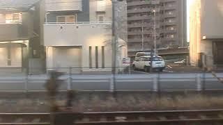 2018/01/01 寝台特急サンライズ瀬戸琴平行き 高松駅発車後 車内放送