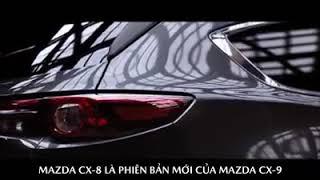 Mazda CX8 _ Đẳng Cấp -An toàn : Đăng kí lái thử : 0937111836 ( Mr.Hưng )