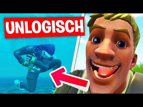 5 UNLOGISCHE DINGE in FORTNITE!