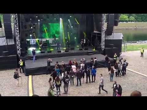 Kaunas HANZA dienos 2015 05 23 Metal group ORB (Vilnius)