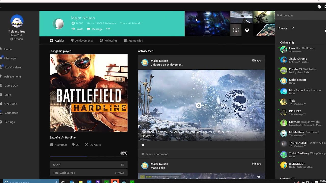 Xbox One gets Miracast streaming support with new update
