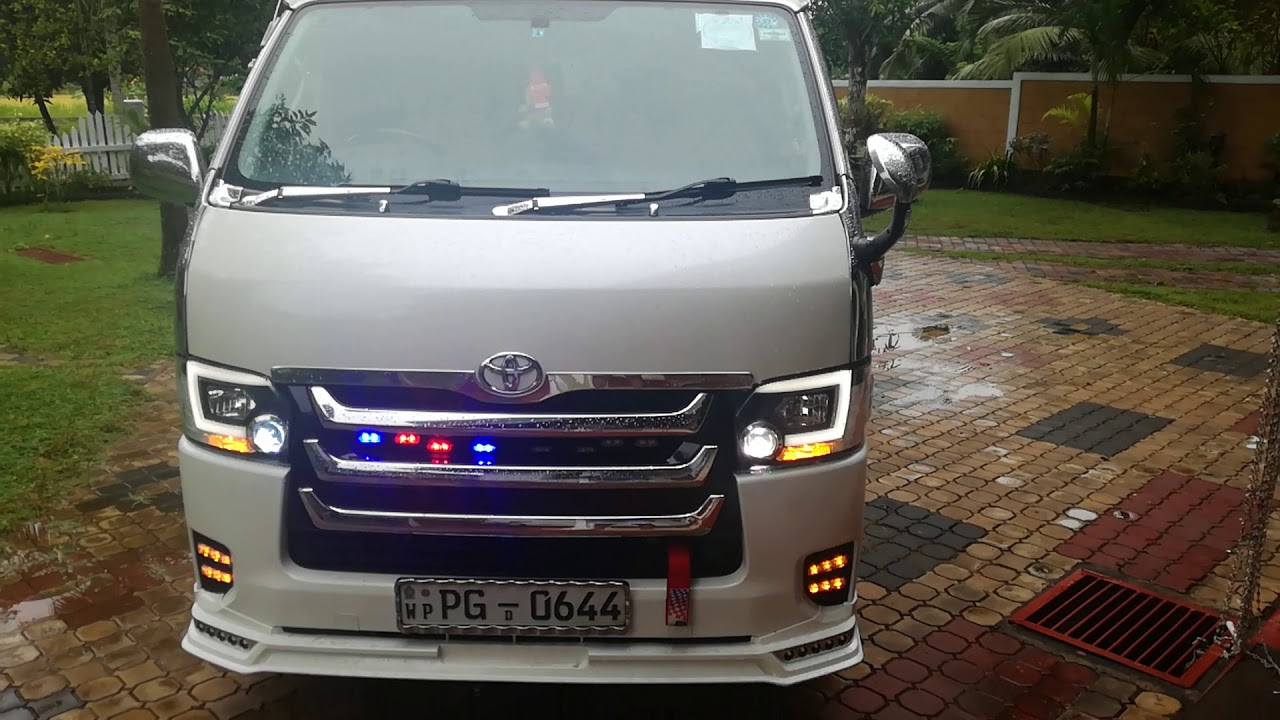 Toyota KDH van | Sri lanka | for Sale - www ADSking lk by