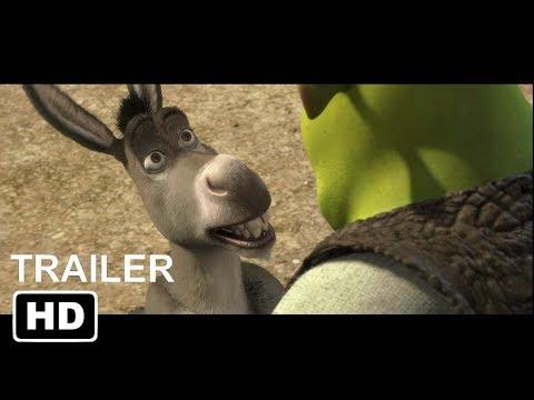 Shrek But Donkey Uses R Rated Adult Language Shrek Deleted Scene Youtube