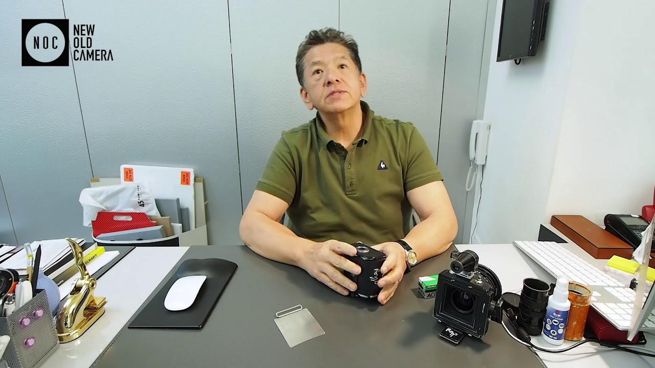 NOC-TECH - HASSELBLAD MAG A12 - Controlli Essenziali con Ryuichi Watanabe