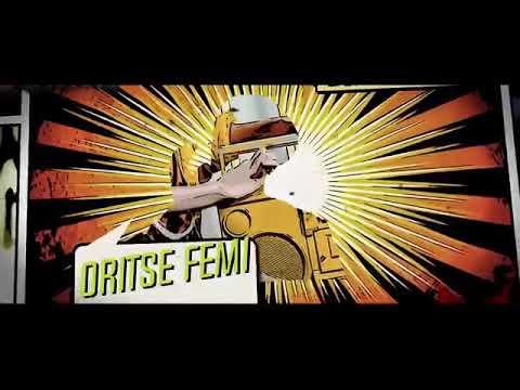 Oritse femi - #Agadatu (official video)
