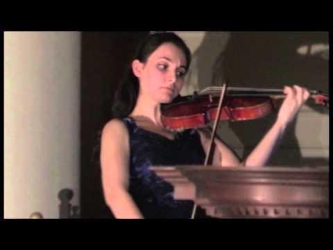 Nazrin Rashidova and Jeremy Cooke | Webber - Benedictus