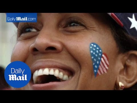 Thousands of fans celebrate US Women's World Cup victory - Daily Mail